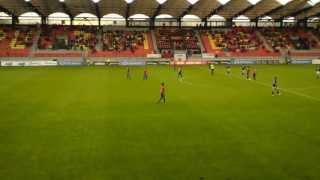 preview picture of video 'Mfk Ružomberok vs Fk Senica'