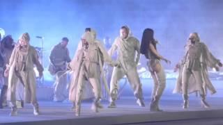 """Pose"" Rihanna@Wells Fargo Center Philadelphia 4316"