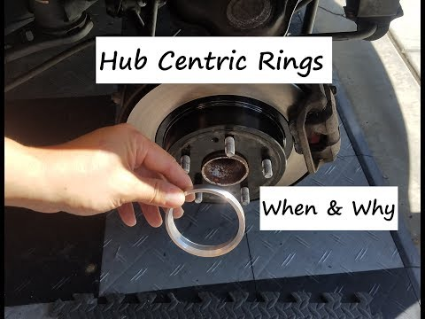 Hubcentric Rings - When and Why