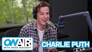 "Charlie Puth Performs ""See You Again"" & ""Marvin Gaye"" 
