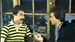 Queen: Interview 1980 in Paris Parte 1