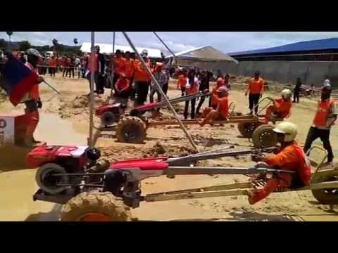 Kubota Racing In Cambodia