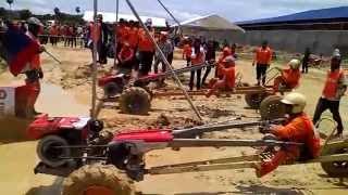 Kubota Racing In Cambodia
