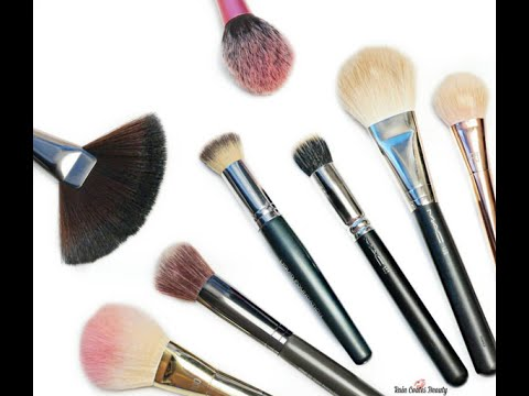 Current Favourite Makeup Brushes