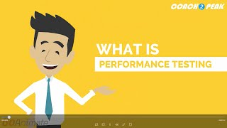 NEW - PERFORMANCE TESTING
