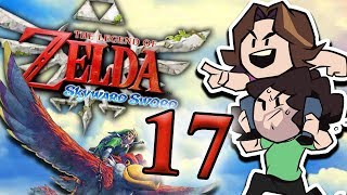 Skyward Sword: Cornhole - PART 17 - Game Grumps