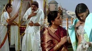 Mega Star Chiranjeevi Popular Movie Interesting And Emotional Scene   #Chiranjeevi   Telugu Videos