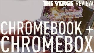 Samsung Chromebook & Chromebox review thumbnail
