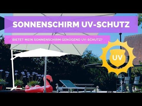 ☼ Sonnenschirm UV Schutz - Garten-und-Freizeit