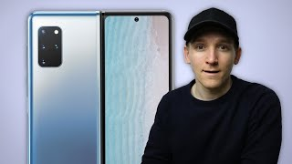 Samsung Galaxy Z Fold 2 - HERE IT IS