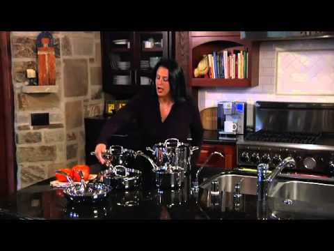 Stainless Steel Cookware Set - Best stainless steel cookware set