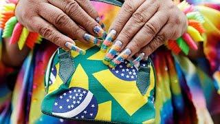 Hatalmas melegfelvonulás Braziliában