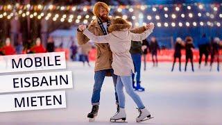 Mobile Eisbahn von Delta On Ice –  Imagefilm
