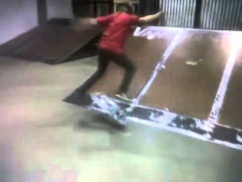 luke henderson at subvert skatepark