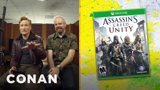 "Clueless Gamer: Conan Reviews ""Assassin"