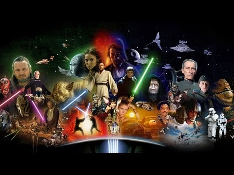 Star Wars And Disney Fight To The Death In Bizarre NMA World