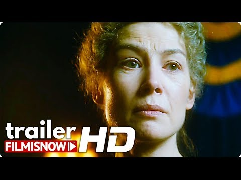 Radioactive Trailer Starring Rosamond Pike