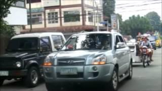 team NlLO TAN motorcade