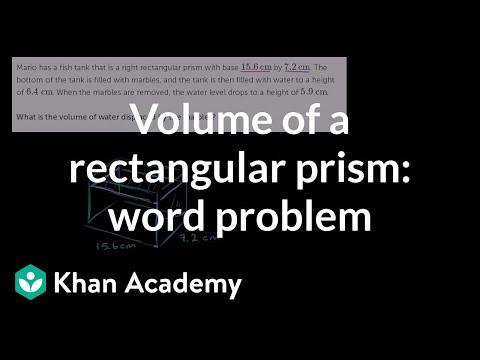 39c052431cc1 Volume of a rectangular prism  word problem (video)
