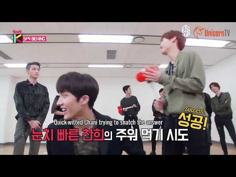 "[ENGSUB] SF9 Unexpected Comedians ""Member I Want To Go Out With If I Was A Girl"""