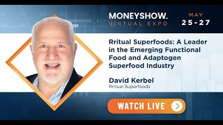 Rritual Superfoods: A Leader in the Emerging Functional Food and Adaptogen Superfood Industry