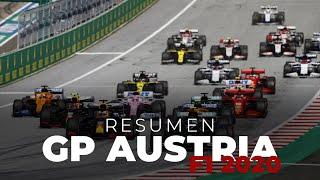 Resumen del GP de Austria - F1 2020
