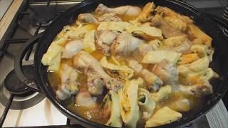 Рецепт приготовления бюджетного блюда из курицы Ратуна