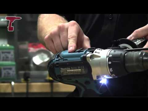 Makita BHP451 3-Speed Cordless Combi Drill