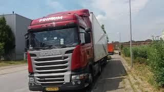 Начались дополнительные сезонные ограничения движения грузовиков по Европе Рейс Германия Москва