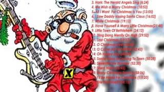Christmas Rock    Top 20 Best Rock Christmas Songs Ever 🎅 2018