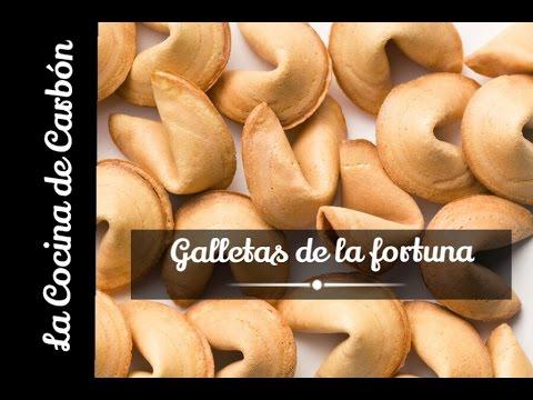 ¡CÓMO HACER GALLETAS DE LA FORTUNA! (FÁCIL) | La Cocina de Carbón