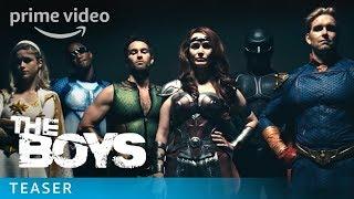 The Boys Trailer