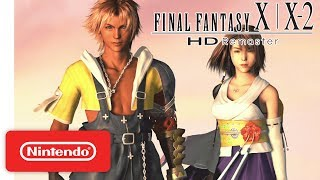 FINAL FANTASY X/X-2 HD Remaster - Your Story Begins - Nintendo Switch