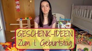 GESCHENKIDEEN ZUM ERSTEN GEBURTSTAG | Haba + myToys + EverEarth + Spielstabil | Geschenke Haul