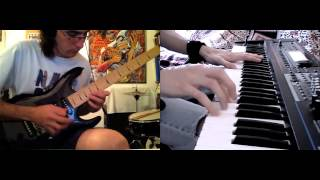 Deep Purple - Gypsy's Kiss (Keyboard and Guitar Cover)