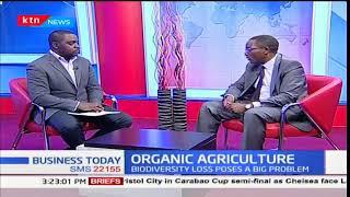 Bio Vision Africa, Executive Director-Dr David Amudavi: Organic farming