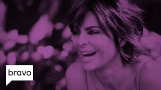 Even before she was on RHOBH Lisa Rinna was wild for Harry