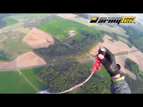 What will happen if you throw Armytek tactical flashlights from 800 meters height?