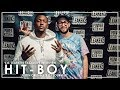 "Hit-Boy On Making ""Racks In The Middle"" w/ Nipsey Hussle & 'Family Not A Group' w/ SOB x RBE"