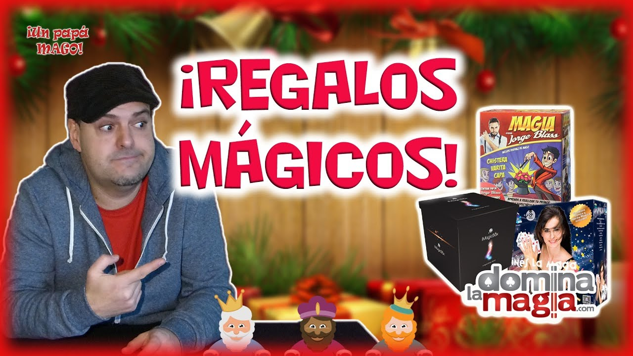 TOP JUGUETES Y REGALOS MÁGICOS | TRUCOS DE MAGIA | APRENDE MAGIA | is Family Friendly
