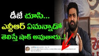 Jr NTR Sensational Comments On DJ Duvvada Jagannadham Movie || Allu Arjun || Harish Shankar