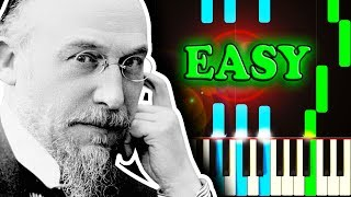 ERIK SATIE - GYMNOPEDIE NO. 1 - Piano Tutorial