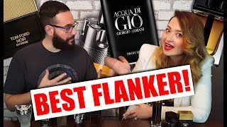 Sexiest Fragrance Flanker Chosen by Olya + GIVEAWAY!