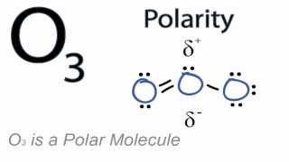 Is O3 Polar or Nonpolar?