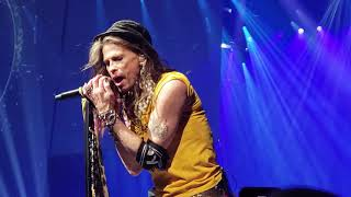 Aerosmith plays I Don't Want to Miss a Thing at Park MGM Theater in Las Vegas Apr 6 2019