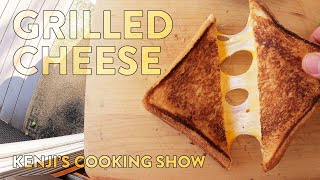 Good Grilled Cheese | Kenjis Cooking Show