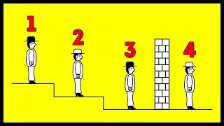 5 Problemas de Lógica que Irão Fritar o Seu Cérebro