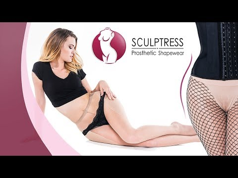 788a2f40d2a7e Sculptress Silicone Hip Pads - Realistic Prosthetic Shapewear