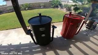 How To Season Your New Gateway Drum Smoker