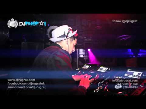 DJ Rugrat @ Ministry of Sound Club (London)
